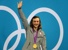 Stanford-bound swimmer Katie Ledecky has more than Olympics on her ...