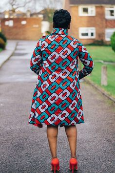 african fashion outfits which looks trendy African American Fashion, African Print Fashion, Africa Fashion, African Fashion Dresses, Fashion Outfits, Fashion Ideas, Fashion Tips, African Attire, African Wear