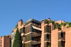 José Antonio Coderch > Edificio de viviendas del Banco Urquijo. 1967   HIC Arquitectura   Bloglovin'