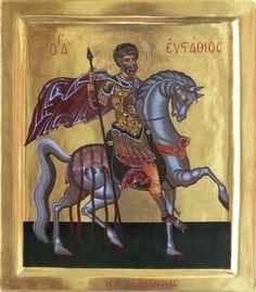 Adamantia Karatza  .Saint Eustathios