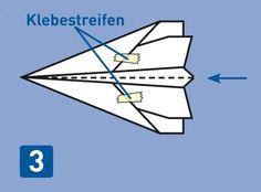 Basteltipp: Papierflugzeuge - [GEO]