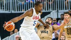 New Warriors trio looks sharp in Team USA's exhibition victory