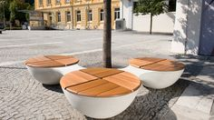 4 unionbench outdoor 15 Urban Furniture Designs You Wish Were on Your Street