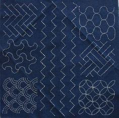 Needle Exchange- Sashiko Stitching
