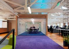 Escritório de projetos - Stephenson & Turner em Wellington, Nova Zelândia