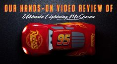 Sphero's Ultimate Lightning McQueen: Our Detailed Hands-On Video Review (Yes, The Name Fits)