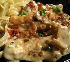 Creamy Chicken Cajun Pasta