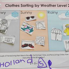 Browse over 20 educational resources created by Little Person Learning Centre in the official Teachers Pay Teachers store. Sorting Activities, Cut And Paste, Learning Centers, Bring It On, Weather, Education, Onderwijs, Weather Crafts, Learning