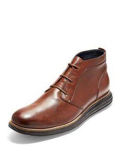 069b1745a2e98 Cole Haan Men s OriginalGrand Leather Chukka Boots