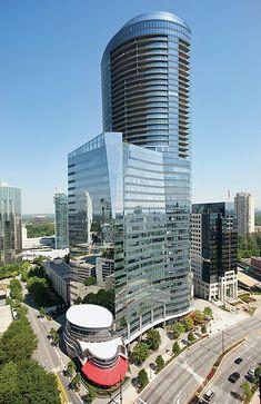 15 Atlanta Best Office Spaces images in 2015 | Atlanta