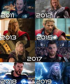 Choose which outfit of thor u like the most like all of them.cz i love all thor. Odin Marvel, Thor Avengers, Avengers Memes, Marvel Actors, Marvel Funny, Marvel Memes, Marvel Dc Comics, Marvel Characters, Marvel Avengers
