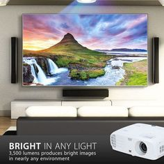 home cinema projectors with Ultra High Definition brilliance in a billion colours of clarity. UK Ultra projectors with pixel perfection. Home Cinema Projector, Best Projector, Home Theater Projectors, Long Lamp, Group Home, Outdoor Movie Nights, Full Hd 1080p, 4k Uhd, Home Cinemas