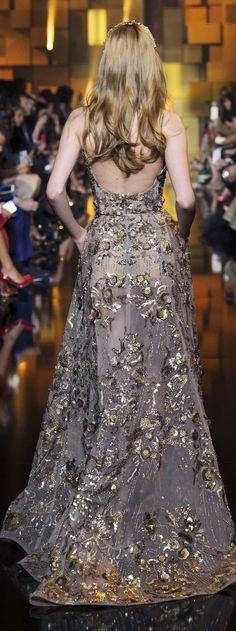 Elie Saab, 2015 couture: