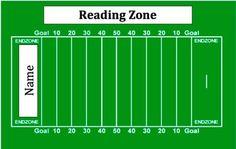 Reading Zone - Reading Incentive Chart Behavior Rewards, Behavior Management, Classroom Management, Incentive Ideas, Incentive Charts, Speech Language Therapy, Speech And Language, Teaching Reading, Teaching Tools