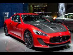Maserati Quattroporte/Ghibli
