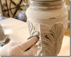 Lijar las superficies, bordes y esquinas de la pátina