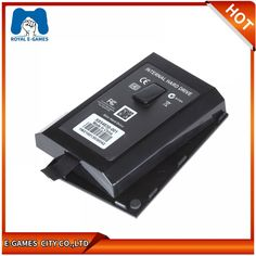 Take Video, Box Delivery, Hard Disk Drive, Xbox 360, Hdd, Tech, Slim, Sport, Lifestyle