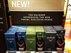The Dalmore yeni travel retail serisini duyuralı çok olmamıştı. Adından adalet akan yaş belirtilmeyen şişeler ATÜ raflarında yerini almış: #Dominium #Luceo ve #Regalis @thedalmore #istanbul #DutyFree