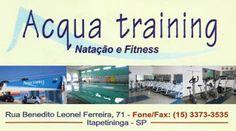ACQUA TRAINING Natação Fitness