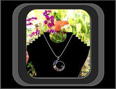 chakra jewelrychakra necklacereiki by RosesWireArtJewelrY on Etsy, $32.00