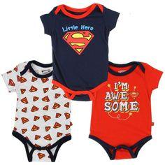 NWT Spider Man Super Man Batman Baby Boy Bodysuit /& Cape Seyt 0-3 3-6 6-9 Months