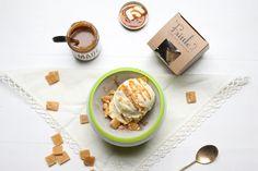 Our Recipes | Vanilla Caramel Frittle Swirl Hamptons Lane
