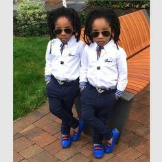 twin fashion • 2yungkings