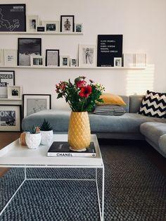 Wunderbar Inspiration Wohnzimmer Deko Ideen Grau | Wohnzimmer Deko | Pinterest | Deko  Ideen, Grau Und Wohnzimmer