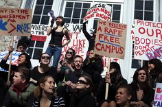 "End Rape Culture! ""To Fight Campus Rape, Culture Must Change"""