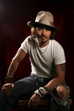 Johnny Depp, I have loved him since 21 Jumpstreet!