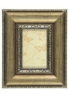 Embossed Photo Frame 6 x 4 inches