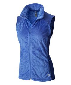Love this Bright Bluet & Dynasty Pyxis™ Stretch Quilted Vest on #zulily…