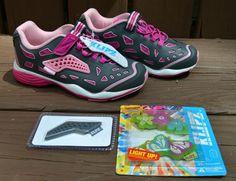 KLIPZ customizable sneakers for kids