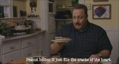 """""""Go away, pain."""" - Paul Blart Mall Cop - This scene is so sad and so hilarious. Cop Quotes, Tv Show Quotes, Movie Quotes, Qoutes, Movies Showing, Movies And Tv Shows, Paul Blart Mall Cop, Wtf Funny, Hilarious"""
