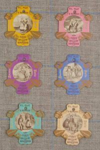 Flers Thread Cards - Regional Costumes