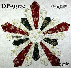 Set-of-7-Snowflake-Dresden-Plate-Quilt-Blocks-11-1-4-997c