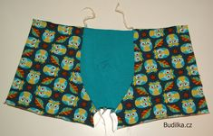 BoB: Boxerky od Budilky - Fotonávod - Budilka Boxer, Sewing, Clothes, Decor, Hacks, Patrones, Dressmaking, Outfit, Decoration