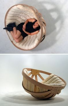 Fresh Cradle Chair for Adults