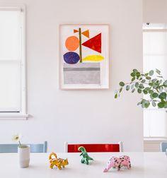 Shio Kusaka and Jonas Wood - Artists In Los Angeles - Elle