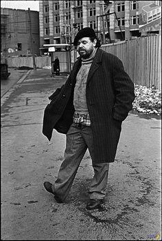 Photographs of Street Scenes of Moscow in the 1970s (СССР 70-х в объективе Владимира Сычёва)