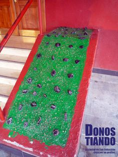 Visto en... Alza: Rocódromo para vagos. Kids Rugs, Home Decor, Decoration Home, Kid Friendly Rugs, Room Decor, Home Interior Design, Home Decoration, Nursery Rugs, Interior Design