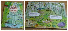 """#Sachbilderbuch """"Schau, was krabbelt im Wald?"""" von Katarzyna Bajerowicz  http://www.favolas-lesestoff.ch/2015/06/sachbilderbuch-schau-was-krabbelt-im.html"""