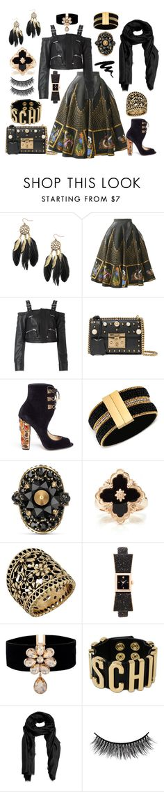 """Diesel Chic"" by yournightnurse ❤ liked on Polyvore featuring Diesel Black Gold, Gucci, Paul Andrew, GUESS, Buccellati, Lucky Brand, Kate Spade, Moschino, MANGO and Battington"