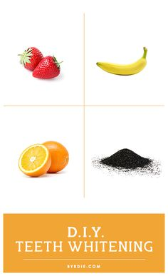 5 off-the-wall #DIY teeth whitening methods that really work // #HowTo #Tips