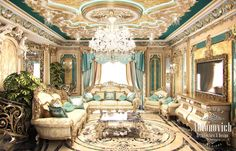 Interior design studio Luxury Antonovich Design offers luxury interior and exterior design, architectural design and landscaping in the UAE at the highest international level.
