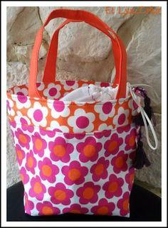 Tuto du Lunch Bag   Traduction (à ma sauce) du tuto de Pink Penguin   Ce modèle lui appartient et reste sa propriété. Pas de commerce svp. ...