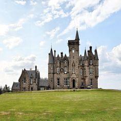 Glengorm Castle · Isle of Mull · Scotland