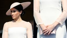 Meghan Markle e lo stilista di Kate Middleton