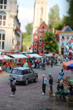Madurodam Market photo- Digital Instant Download - Nature and Landscaping Photography by NadasPrintables on Etsy