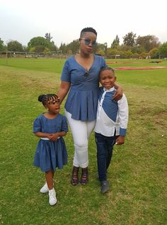 Trendy shweshwe dresses summer The shweshwe dress, so adored by many, from year to year appears in about every appearance collection. African Attire, African Fashion Dresses, African Dress, Traditional Wedding, Traditional Dresses, Shweshwe Dresses, Afro, Kids Outfits, Kids Fashion